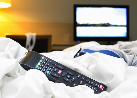 Tv a cabo com 2 canais adultos
